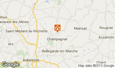 Karte  Chalet 95887