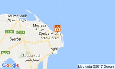 Karte Djerba Villa 112810