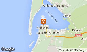 Karte Arcachon Appartement 75914