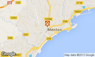 Karte Menton Appartement 96723