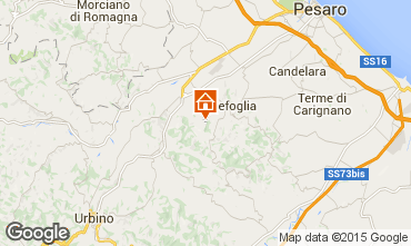 Karte Pesaro Haus 83169