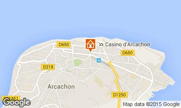 Karte Arcachon Appartement 75789