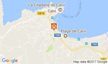 Karte Calvi Studio 112538