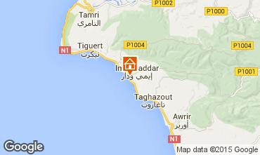 Karte Taghazout Haus 48489