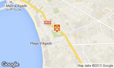 Karte Agadir Appartement 53831