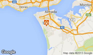 Karte Lissabon Appartement 94305