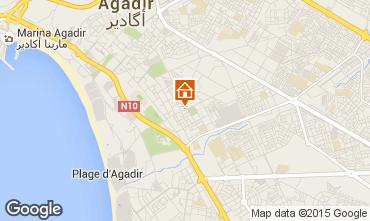 Karte Agadir Appartement 95005