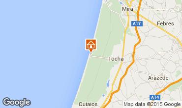 Karte Figueira da Foz Villa 56968