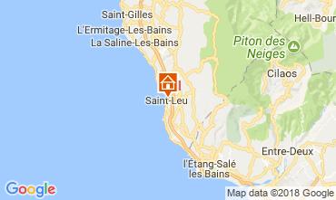 Karte Saint Leu Appartement 112298