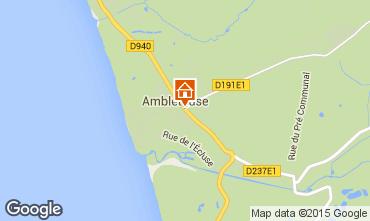 Karte Ambleteuse Appartement 72998