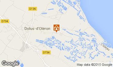 Karte Dolus d'Oléron Haus 75364