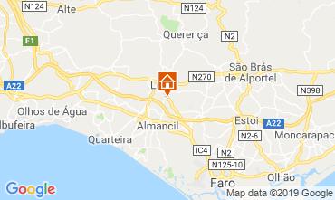 Karte Loulé Villa 94793