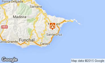 Karte Santa Cruz Haus 66093