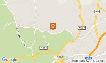 Karte Sintra Villa 95627
