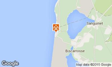 Karte Biscarrosse Haus 6543