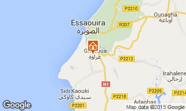 Karte Essaouira Fremdenzimmer 76693