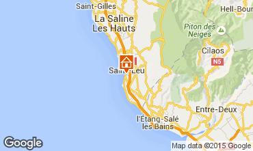 Karte Saint Leu Studio 73583