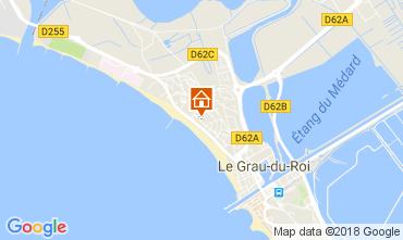 Karte Le Grau du Roi Studio 112866