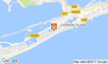 Karte Palavas-les-Flots Villa 110505