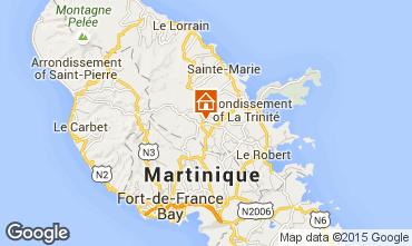 Karte Gros-Morne Ferienunterkunft auf dem Land 62747