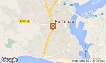 Karte Praia da Rocha Studio 101532