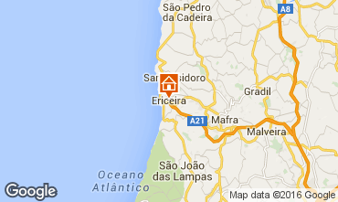 Karte Ericeira Studio 102975