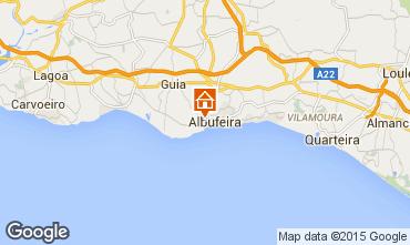 Karte Albufeira Studio 68837