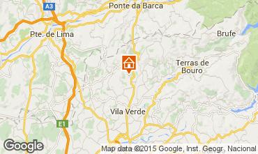 Karte Braga Haus 58447
