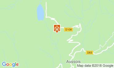 Karte Aussois Chalet 91664
