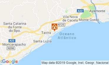 Karte Tavira Studio 117758