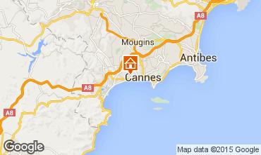 Karte Cannes Appartement 73628