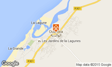 Karte Oualidia Villa 72568