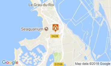 Karte Le Grau du Roi Appartement 9608
