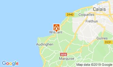 Karte Wissant Haus 103982