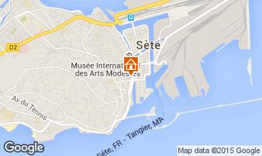 Karte Sete Appartement 84907