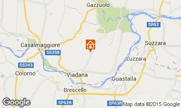 Karte Bonassola Appartement 78004