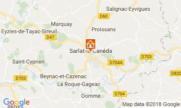 Karte Sarlat Studio 113167