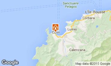 Karte Calvi Studio 90426