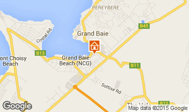 Karte Grand Baie Appartement 89768