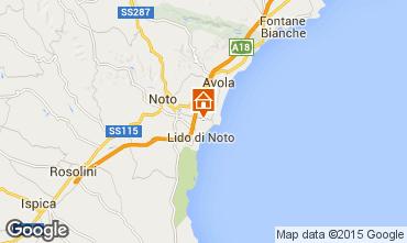 Karte Noto Villa 82978
