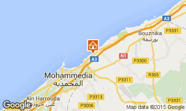 Karte Mohammedia Appartement 20106