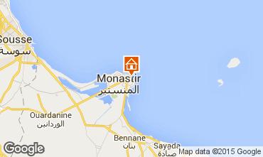 Karte Monastir Appartement 69470