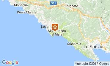 Karte Monterosso al Mare Studio 109588