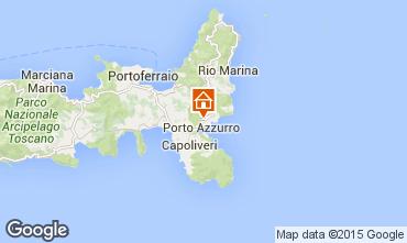 Karte Porto Azzurro Appartement 66430