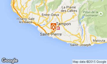Karte Saint Pierre (Réunion) Appartement 76076