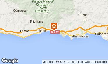 Karte Nerja Villa 60842