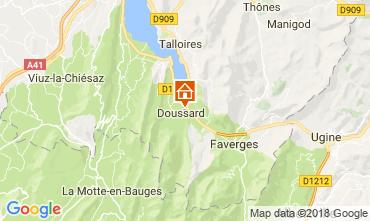 Karte Annecy Appartement 115180