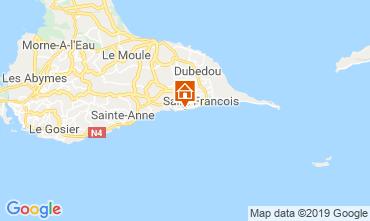 Karte Saint Francois Studio 67258