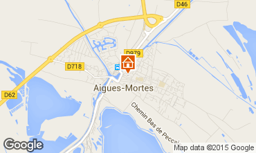 Karte Aigues Mortes Studio 56467
