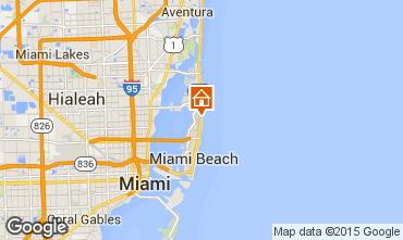 Karte Miami Beach Studio 94128